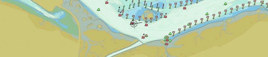 Periskal Mobiele Navigatie App